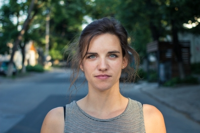 Nora Belghaus Journalistin Reportagen